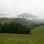 Passage du Col de Roncevaux