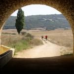 Traversée d'un tunnel
