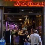 Restaurant de tapas à Pampelune