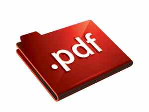 icone fichier pdf